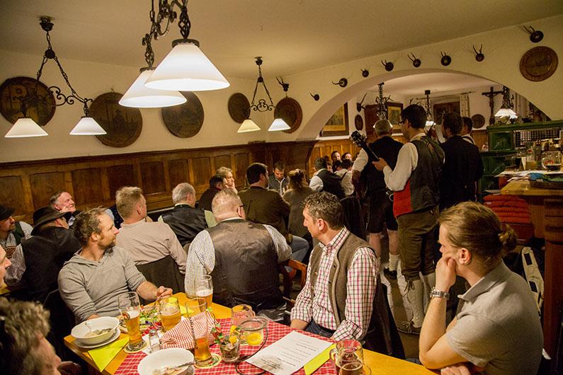 Baumburger Bockbierfest 2017
