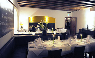 Restaurant Herrenhaus in Wasserburg