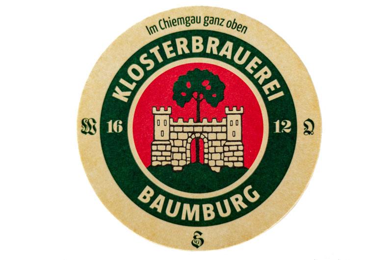 Bierfuizl Klosterbrauerei Baumburg